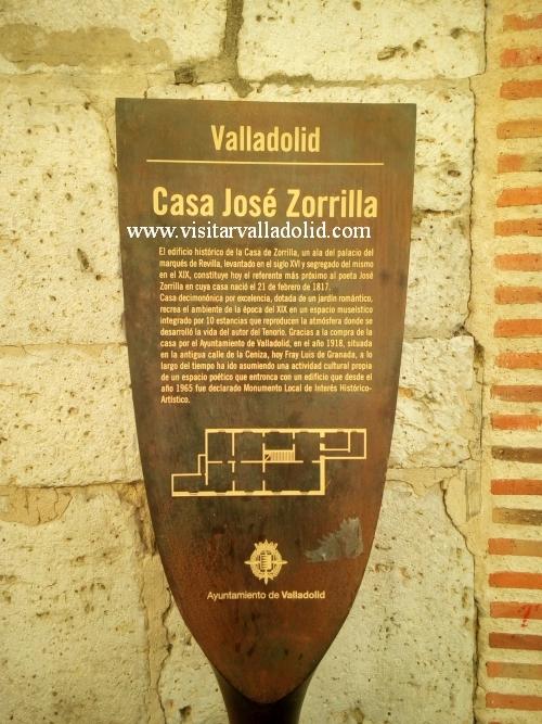 Casa Jose Zorrilla