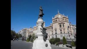 Estatua de José Zorrilla