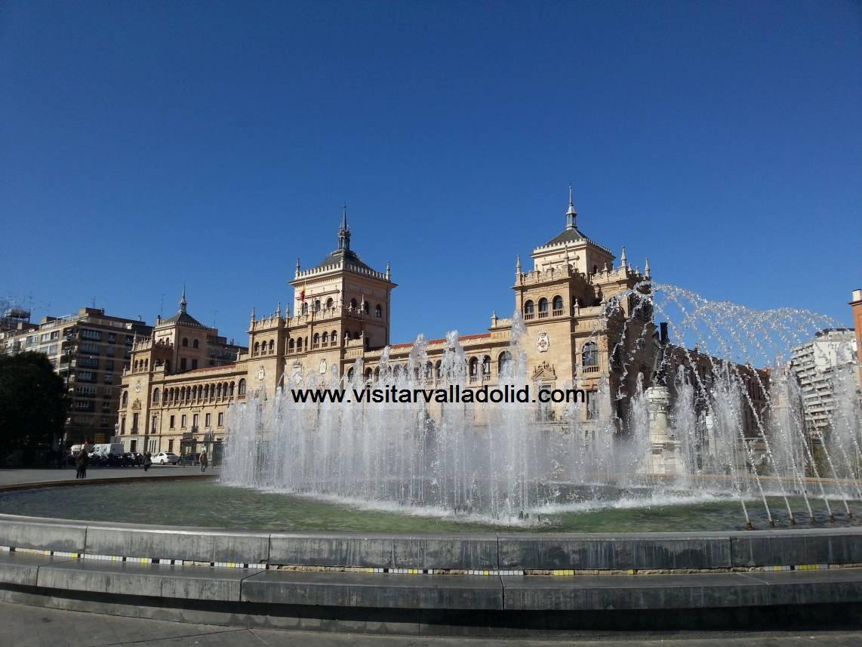 Academia de Caballeria en Valladolid.