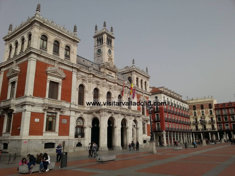 Ayuntamiento de Valladolid.