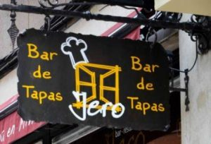 Bar Jero en Valladolid
