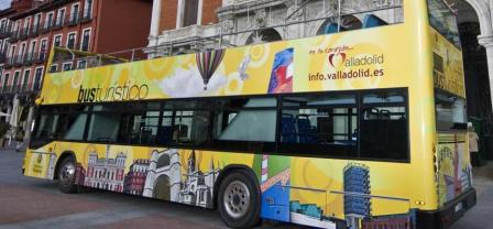 Bus turístico Valladolid
