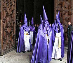 Cofrade del Santo Sepulcro - Valladolid