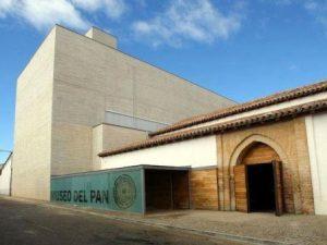 Entrada Museo del Pan en Mayorga