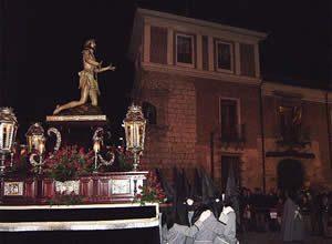 Imagen de la Sagrada Pasión
