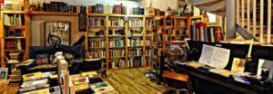 Librería en Urueña Valladolid