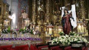 Nuestra Señora de la Amargura y Santo Cristo Despojado