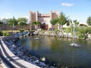 Parque Mudéjar de Olmedo - Fuente