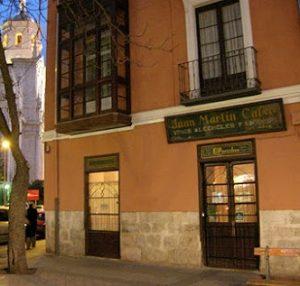 Bar Penicilino en Valladolid
