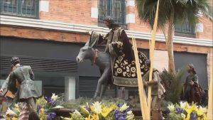 Domingo de Ramos en Valladolid