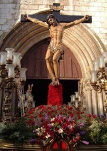 Santo Cristo de la Preciosisima Sangre