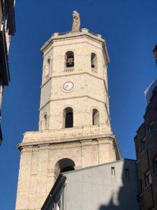 Torre de la Catedral de Valladolid