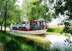 Visita por el Canal de Castilla
