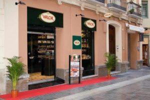 Chocolatería Valor en Valladolid