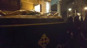 Comienzo de la Semana Santa de Valladolid