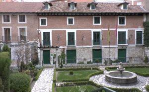 Casa Cervantes de Valladolid