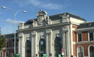 Estación del Norte de Valladolid