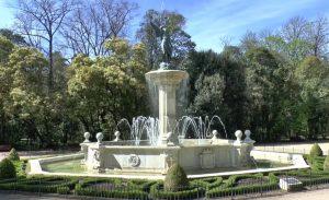 Fuente de la Fama de Valladolid