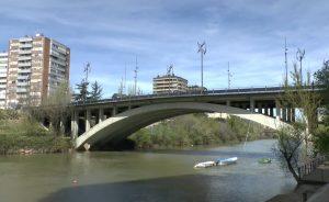 Puente del Poniente de Valladolid