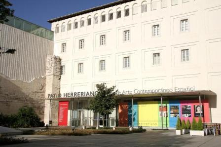 Museo Patio Herreriano Valladolid