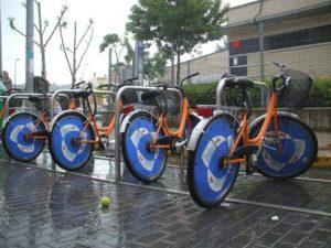 Alquiler de bicicletas en Valladolid