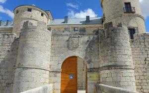 Castillo de simancas, puerta principal