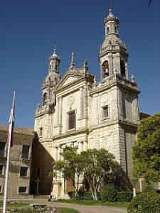 Fachada Monasterio Santa Espina