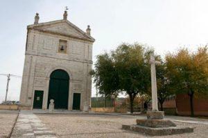 Ermita del Humilladero en Tudela de Duero