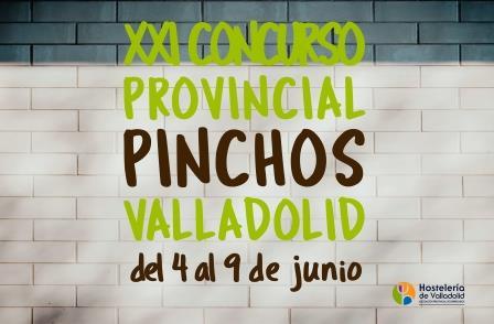 21 Concurso Provincial de Pinchos