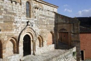 Iglesia de Santa Maria III en Curiel