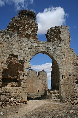 Castillo de Villagarcía de Campos