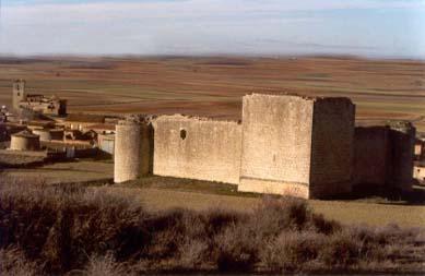 Castillo de Villavellid
