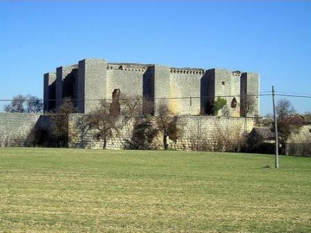 Panorámica Castillo Villalba de los Alcores
