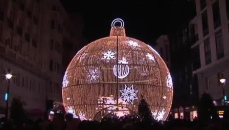 Gran Bola de Navidad