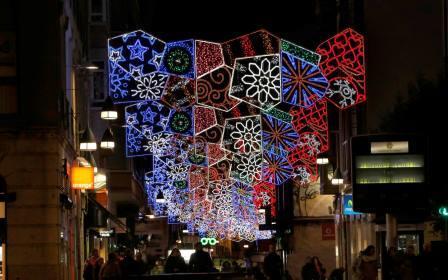 Iluminación en Valladolid